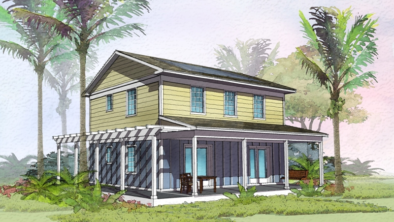 Image of Cypress Design Home