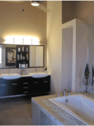 Image of another interior view of a bathroom