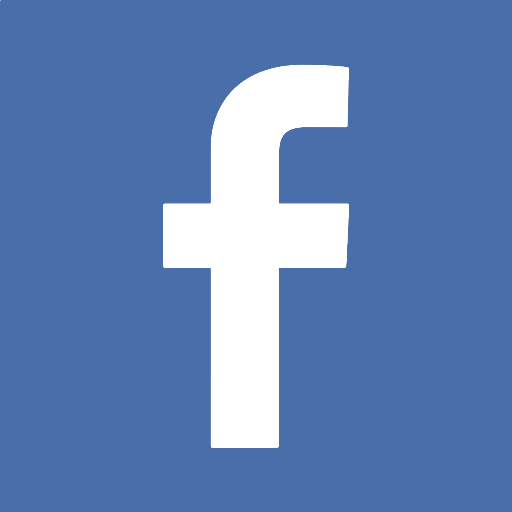 Image of the Facebook logo